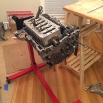 Baby steps m96 porsche 911 enginerebuild